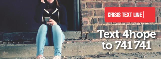 crisis-text-line-mental-health-depression